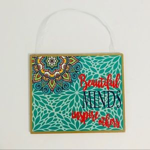Other - Inspirational Hanging Wall Decor